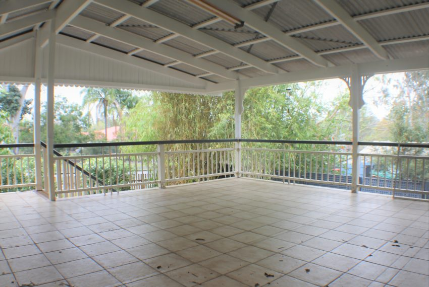 main house deck